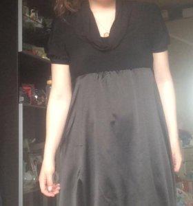 Красивое платье 44р