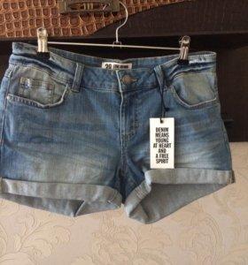 Шорты джинсовые Seppala новые