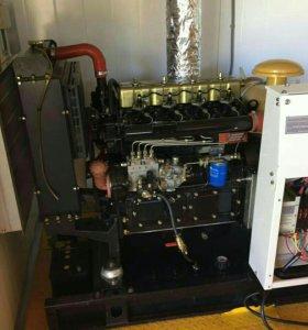 Генератор 20 кВт, дизель, АВР, контейнер.