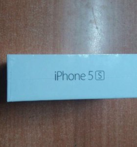 iPhone 5s 32gb Space Grey Новый