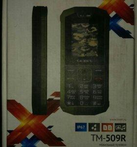 Телефон Texet tm-509R