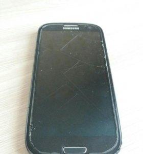 Продам телефон самсунг гелекси s3.