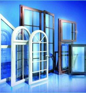 Пластиковое окно Rehau с завода