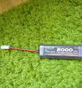Аккумулятор Vega Power с зарядкой