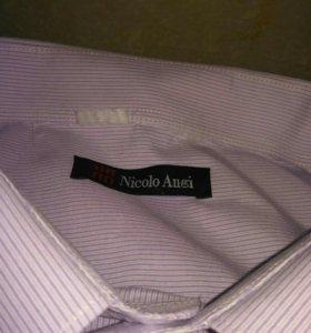 Рубашки 5XL с длинным рукавом