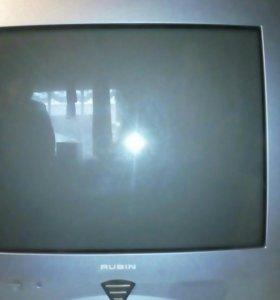 """Телевизор """" Рубин"""""""