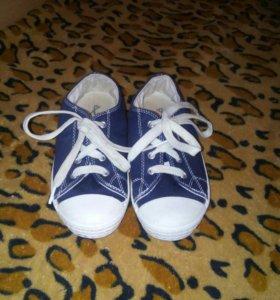 Обувь Кеды детские 32 размер
