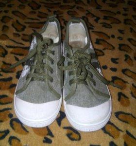 Обувь Кеды детские 30 размер