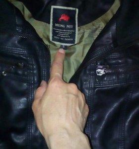 Куртка из кож зама