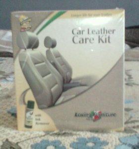 Средство чистящее кожу,Кожзам в автомобиле