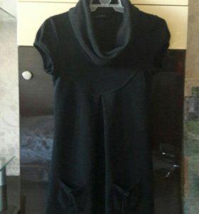 Платье тёплое. Р.42-44