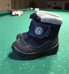 Детские ботиночки 21