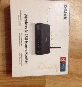 Роутер D-Link DIR 300 Wireless N 150 Home Router