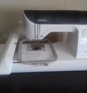 Вышивальная маинка innov-'IS NV-750e