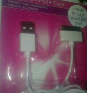 Кабель USB 2.0 Apple