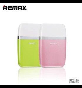 Внешний аккумулятор Remax RPP-16.