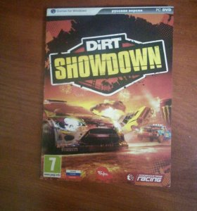 Игра Dirt Showdown