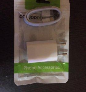 Зарядка iPhone 5-6-7