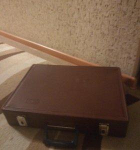 Ретро дипломат (чемодан)