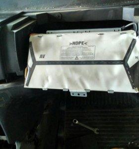 Подушка безопасности пассажира пежо 307