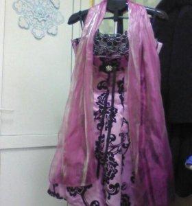 Платье на выпускной размер 46- 48