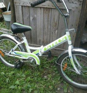 Велосипед складной Stels 410
