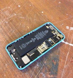 Айфон 5с на запчасти