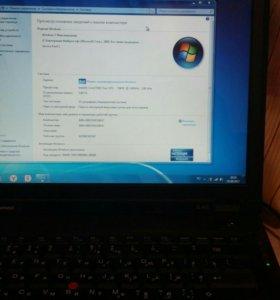 Ноутбук 15 дюймов Lenovo ThinkPad SL400