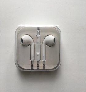 Наушники EarPods неоригинал