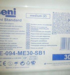 Памперсы Seni Standard 2 номер