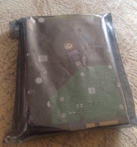 Жесткий диск 1тb seagate для ПК новый