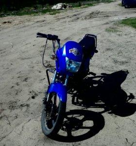 Мопед Sigma Sport 125 cc