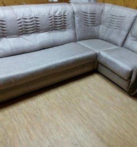 Перетяжка мебели,реставрация.