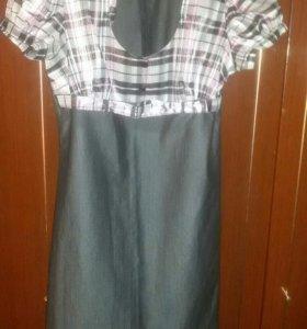 Платье офисный стиль