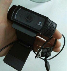 Вэб камера logitech C920