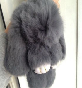 Зайчик брелок 18 см