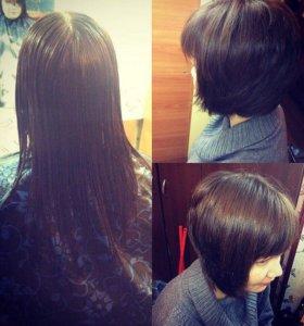 Все виды наращивания волос