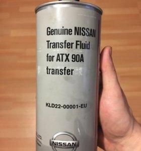 Жидкость Nissan Transfer Fluid for ATX90A