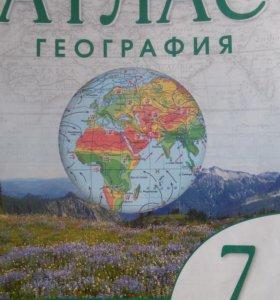 Атлас географии и истории