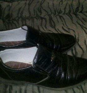 Туфли. (39 размер).