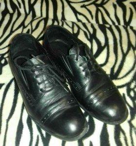 Туфли для мальчика.
