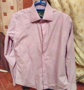 Рубашка (сорочка) мужская 2шт.