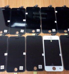 Дисплеи iPhone 4/4s/5/5S/5С/6/6s/7/7+/8/8+/10