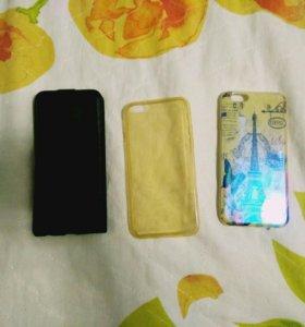 Чехлы на айфон6 и 6s