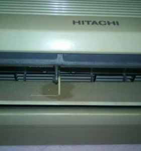 Сплит система Hitachi RAC 09, RAS 09 б/у