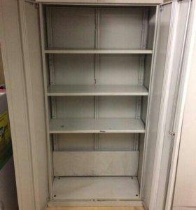 Шкафы железные (в гараж)