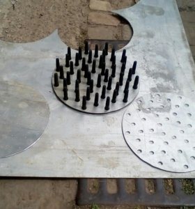 Продаю алюминиевый диск для перосъемной машины