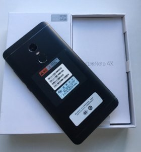 Xiaomi Redmi note 4X 64 gb