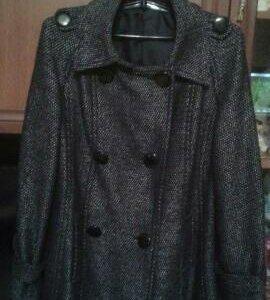 Пальто новое весна-осень
