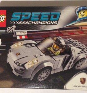 Лего порше 75910 lego porshe speed champions